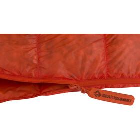 Sea to Summit Flame Fm0 Sovepose Regulær Damer, rød